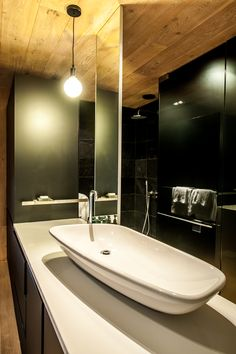 Our open plan bathrooms - POD Camps Bay.