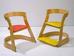 Teresa Kruszewska, krzesla odwracalne, proj. 1959-63