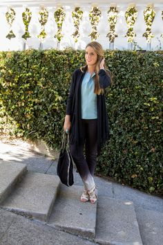 Ombre Jeans \\ Julia Engel, Gal Meets Glam