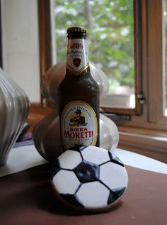 World Cup fever began at 7 a.m. today in my household. All told, this will be the third World Cup I've endured since meeting my husband. Bu...