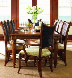 Tommy Bahama Island Estate 11 Pc Grenadine Dining Table Set SALE Ends Nov 04