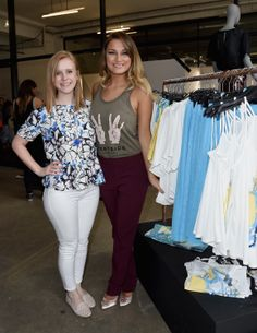 Lauren Smith and Sam Faiers