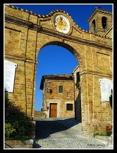 Piticchio, frazione di Arcevia