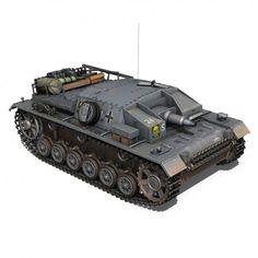 StuG III - Sturmgeschütz III - Ausf.D