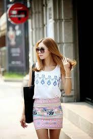 al fin llegamos verano , u eso tambien nos da ventaja al cambiar nuestro look usando ropa de colores pasteles  , es muy bueno