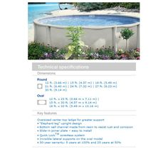 Discovery Avantgarde Pool Amazing Pools Pinterest