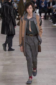 Lanvin Spring 2017 Menswear Fashion Show
