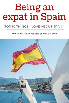 Let me tell you all the perks of being an expat in Spain. There's no better way to present this topic rather than to talk about all the things I love about this country. Why is moving to Spain worth it? | Expat Life Living Abroad | Expat in Spain | Europe Expat Stories | Europe Lifestyle| Moving to Spain | Pros and cons of life in Spain | love Spain Europe Destinations, Europe Travel Tips, European Travel, Travel Advice, Travel Guides, Travel Articles, Spain And Portugal, Portugal Travel, Spain Travel Guide