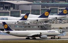 Frankfurt International Airport, Germany (2008)