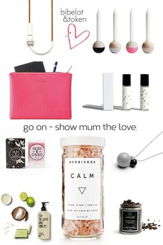 don't keep mum on how much you really care this mother's day. if you need some help - we've got it, from the likes of: Math Help, Mean Girls, How To Get, News