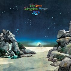 Tell From Topographic Oceans - Yes