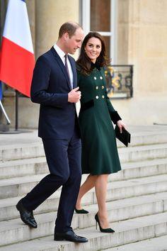 Elysee Palace Paris, France March 17, 2017