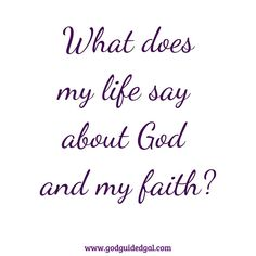 Works of Faith - God-Guided Gal Questions To Ponder, This Or That Questions, Good Excuses, Meant To Be, It Works, My Life, Bible, Faith, God