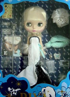 "* WOW! RARE DARLING DIVA CWC FIFTH ANNIVERSARY 12"" BLYTHE * NIB * US SELLER * #Takara #DollswithClothingAccessories"