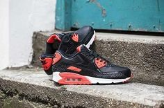 Nike Air Max 90 Patch (Infrared) Sneaker Freaker