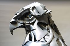 This fella is up for auction very soon..... http://www.summersplaceauctions.com/catalogues/current/34/detail/22475/ Hubcap Creatures