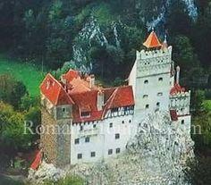 Bran Castle in Transylvania – Central Romania Year Built: 1212 A.D.
