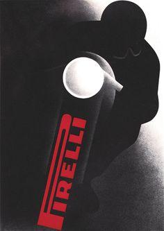 Pirelli - A. M. Cassandre (1912)