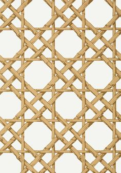 Buy Thibaut Cyrus Cane Gold from the extensive range of Thibaut at Select Wallpaper. Trellis Wallpaper, Home Wallpaper, Bamboo Trellis, Batik Pattern, Custom Drapes, Gold Fabric, Simple Shapes, Chinoiserie, Printing On Fabric