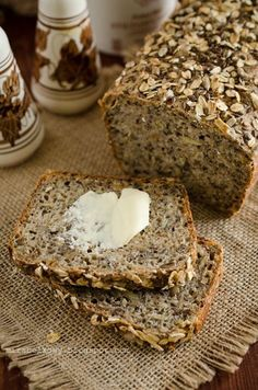 Bread Recipes, Cake Recipes, Cooking Recipes, Fruit List, Bread And Pastries, Polish Recipes, Bread Rolls, Bread Baking, Love Food