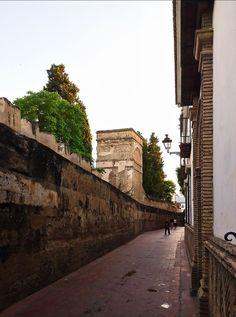 Calle del Agua, Sevilla.
