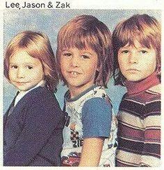 Zak Jason et Lee Starkey, enfants de Ringo Starr. Ringo Starr, Richard Starkey, Beatles Love, Step Kids, Celebrity Kids, The Fab Four, Lady And Gentlemen, Yoko, Paul Mccartney