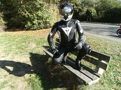Bike Leathers, Bikers, Gay, How To Wear, Fictional Characters, Leather, Fantasy Characters