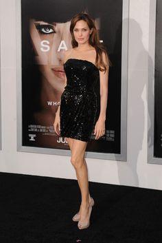 Emporio Armani - Style Crush: Angelina Jolie on the Red Carpet  - Photos