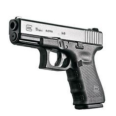 Glock Generation 4 G19 9 MM Pistol Save those thumbs & bucks w/ free shipping on this magloader I purchased mine http://www.amazon.com/shops/raeind  No more leaving the last round out because it is too hard to get in. And you will load them faster and easier, to maximize your shooting enjoyment.  loader does it all easily, painlessly, and perfectly reliably