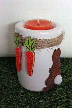 Teelichthalter Keramik