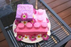 Lego Friends (For Girls) on Cake Central