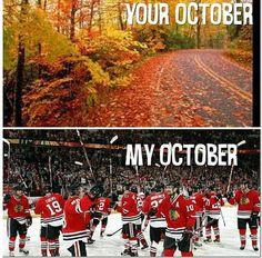I'll take both Octobers!!!!