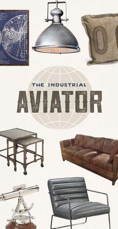 The Industrial Aviator   dotandbo.com