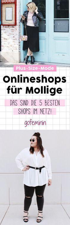 mode für mollige online shop