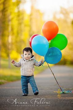 Perfect for my boy, he loves balloons.