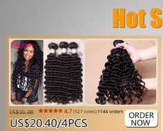 ossilee Official Store - Amazing prodcuts with exclusive discounts on AliExpress Deep Wave Brazilian Hair, Queen Hair, Virgin Hair, Weave Hairstyles, Hair Products, Arm Warmers, Lace, Hot, Braided Hairstyles