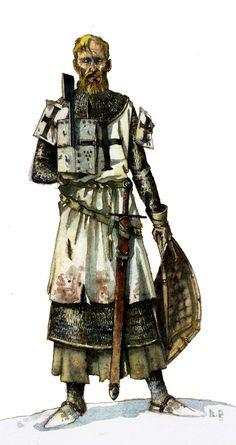 Teutonic knight by Rufus-Jr on DeviantArt