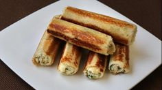 Spicy bread Paneer rolls are great as an appetizer and a tasty compliment for afternoon tea. This is very easy and quick recipe to make. Paneer, is an Indian cheese also known as chena that is liked by all and used in many dishes. Bread paneer rolls are made with spiced paneer rolled in bread.