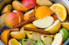 Homemade Apple Cider - because it's fall by minerva