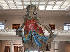 Swoon's Thalassa at New Orleans Museum of Art » Lost At E Minor ...