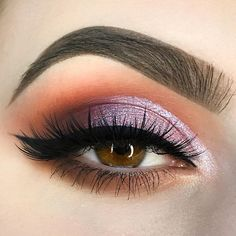 24 Sexy Eye Makeup Looks Give Your Eyes Some Serious Pop #eyeshadow #eyemakeup #sexyeyes #makeup #eyemakeupideas