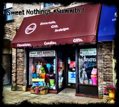 #SweetNothings Candy and Gift shop in #SummitNJ