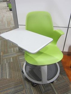 Storr Used Office Furniture   #steelcase Node Task Chair With Tripod Base,  Soft Casters