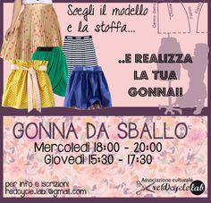 #sewing lesson #corsidicucito #sartoria #redcyclelab