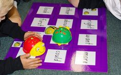 beebot learns sight words and making houses for beebot Key Stage 1 provision Year 1 Phonics Reading, Jolly Phonics, Spelling Activities, Phonics Activities, Reading Activities, Classroom Activities, Reception Class, Play Based Learning, New Classroom