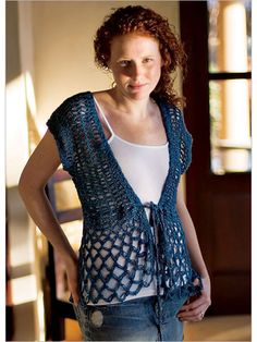 Juanita Top - Interweave
