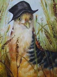 Featuring the art of Jayne siroshton Small Kittens, Tea Reading, Wonderful Dream, Craft Images, Tree Tops, Whimsical Art, Deco, Illustrators, Old Things