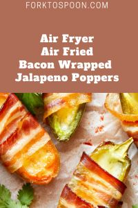 Air Fryer, Air Fried, Bacon Wrapped Jalapeno Poppers (With Cream Cheese Filling) (Instant Pot, Vortex Plus) The Effective Pictures We Offer You About air frying onion rings A quality picture can tell Cream Cheese Jalapeno Poppers, Cream Cheese Stuffed Jalapenos, Stuffed Jalapeno Peppers, Bacon Wrapped Stuffed Jalapenos, Stuffed Sweet Peppers, Jalapeno Recipes, Bacon Recipes, Milk Recipes, Game Recipes
