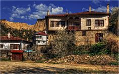 an old village in Bulgaria. Man, I miss that peaceful, worry-free life...