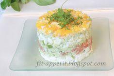 Jedz Fit - Bon Appétit!: Wykwintna sałatka Wielkanocna